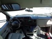 2017 Goshen Ford 12 Passenger and 2 Wheelchair Shuttle Bus Interior-U10035-12