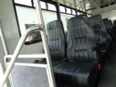 2016 Glaval Ford F-550 29 Passenger Luxury Bus Rear exterior-U10036-8