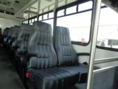 2016 Glaval Ford F-550 29 Passenger Luxury Bus Interior-U10036-9