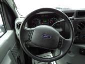 2017 Glaval Ford E-450 24 Passenger Shuttle Bus Interior-U10039-16