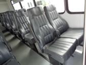 2017 Glaval Ford E-450 24 Passenger Shuttle Bus Interior-U10039-9