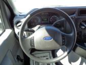 2017 Elkhart Coach Ford 16 Passenger and 2 Wheelchair Shuttle Bus Interior-U10054-15