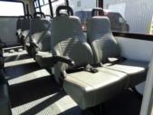 2017 Elkhart Coach Ford 16 Passenger and 2 Wheelchair Shuttle Bus Interior-U10054-9