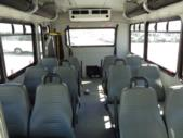 2017 Glaval Ford 12 Passenger and 2 Wheelchair Shuttle Bus Side exterior-U10055-6