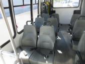 2016 Elkhart Coach Ford 12 Passenger and 2 Wheelchair Shuttle Bus Interior-U10057-10
