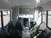 2016 Elkhart Coach Ford 12 Passenger and 2 Wheelchair Shuttle Bus Interior-U10057-12