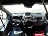 2018 Glaval Ford 11 Passenger and 2 Wheelchair Shuttle Bus Interior-U10080-12