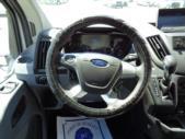2018 Glaval Ford 11 Passenger and 2 Wheelchair Shuttle Bus Interior-U10080-13