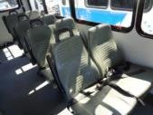 2018 Glaval Ford 11 Passenger and 2 Wheelchair Shuttle Bus Interior-U10080-9