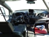 2018 Glaval Ford 3 Passenger and 4 Wheelchair Shuttle Bus Interior-U10083-12