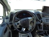 2018 Glaval Ford 3 Passenger and 4 Wheelchair Shuttle Bus Interior-U10083-13