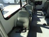 2018 Glaval Ford 3 Passenger and 4 Wheelchair Shuttle Bus Rear exterior-U10083-8