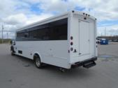 2016 Glaval Ford F550 29 Passenger Shuttle Bus Side exterior-U10085-5