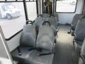 2015 Goshen Coach Ford 12 Passenger and 2 Wheelchair Shuttle Bus Interior-U10092-10
