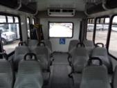 2015 Goshen Coach Ford 12 Passenger and 2 Wheelchair Shuttle Bus Side exterior-U10093-5