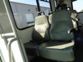 2015 Goshen Coach Ford 12 Passenger and 2 Wheelchair Shuttle Bus Rear exterior-U10094-8