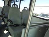 2015 Goshen Coach Ford 12 Passenger and 2 Wheelchair Shuttle Bus Interior-U10094-9