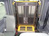 2016 Ford Ford 3 Passenger and 2 Wheelchair Van Interior-U10123-10