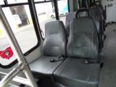 2012 Turtle Top Ford 12 Passenger and 2 Wheelchair Shuttle Bus Front exterior-U10127-7