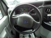 2011 Elkhart Coach Ford 12 Passenger and 2 Wheelchair Shuttle Bus Interior-U10128-14