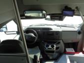 2018 Star Trans Ford 8 Passenger and 4 Wheelchair Shuttle Bus Interior-U10140-13