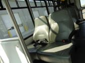 2018 Star Trans Ford 8 Passenger and 4 Wheelchair Shuttle Bus Rear exterior-U10140-8