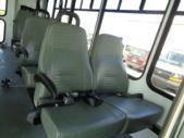 2018 Star Trans Ford 8 Passenger and 4 Wheelchair Shuttle Bus Interior-U10140-9