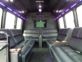 2018 Turtle Top Ford 14 Passenger Shuttle Bus Rear exterior-U10147-8