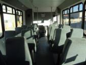 2016 Goshen Coach Ford 25 Passenger Shuttle Bus Interior-U10157-11