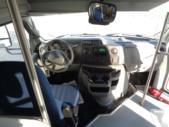2016 Goshen Coach Ford 25 Passenger Shuttle Bus Interior-U10157-12