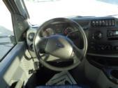 2016 Goshen Coach Ford 25 Passenger Shuttle Bus Interior-U10157-13