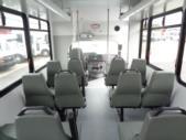 2017 World Trans Ford 12 Passenger and 2 Wheelchair Shuttle Bus Interior-U10162-13