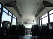 2017 World Trans Ford 8 Passenger and 4 Wheelchair Shuttle Bus Interior-U10164-14
