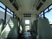 2017 World Trans Ford 8 Passenger and 4 Wheelchair Shuttle Bus Rear exterior-U10164-8