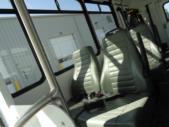 2017 World Trans Ford 8 Passenger and 4 Wheelchair Shuttle Bus Interior-U10164-9
