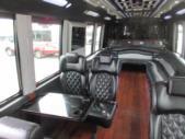 2013 Grech Ford 22 Passenger Luxury Bus Interior-U10171-10