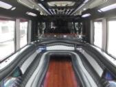 2013 Grech Ford 22 Passenger Luxury Bus Interior-U10171-11