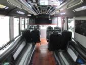 2013 Grech Ford 22 Passenger Luxury Bus Interior-U10171-12