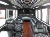 2013 Grech Ford 22 Passenger Luxury Bus Rear exterior-U10171-8