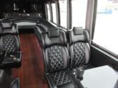 2013 Grech Ford 22 Passenger Luxury Bus Interior-U10171-9
