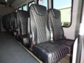 2017 Diamond Coach Ford 24 Passenger Shuttle Bus Interior-U10185-9