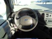 2006 Turtle Top Ford 12 Passenger and 2 Wheelchair Shuttle Bus Interior-U10189-11