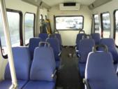 2006 Turtle Top Ford 12 Passenger and 2 Wheelchair Shuttle Bus Side exterior-U10189-5