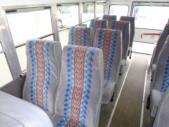 2007 Collins Chevrolet 14 Passenger Child Care Bus Rear exterior-U10195-8