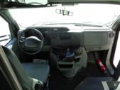 2013 Goshen Coach Ford 12 Passenger and 2 Wheelchair Shuttle Bus Interior-U10222-11