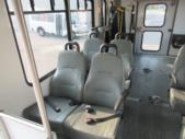 2017 Goshen Coach Ford 8 Passenger and 4 Wheelchair Shuttle Bus Interior-U10224-10