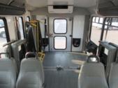 2017 Goshen Coach Ford 8 Passenger and 4 Wheelchair Shuttle Bus Interior-U10224-11