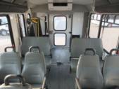 2017 Goshen Coach Ford 8 Passenger and 4 Wheelchair Shuttle Bus Interior-U10224-12