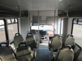 2017 Goshen Coach Ford 8 Passenger and 4 Wheelchair Shuttle Bus Interior-U10224-14