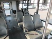 2017 Goshen Coach Ford 8 Passenger and 4 Wheelchair Shuttle Bus Interior-U10224-9